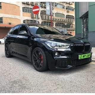 BMW X1 sDrive18D 2017 M Sport