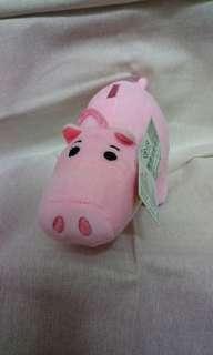 🚚 娃娃機商品(玩具總動員火腿豬娃娃)