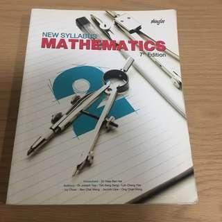 New Syllabus Mathematics 2 [ 7th Edition ]