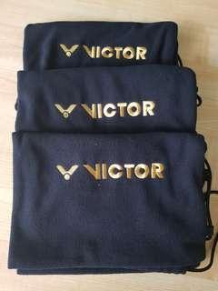 VICTOR BADMINTON RACQUET CLOTH COVER