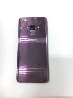 Used s9 purple