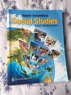 Social Studies Upper Secondary Textbook