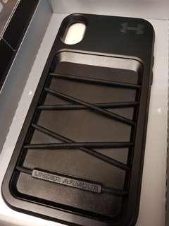 Iphone X UnderArmour case