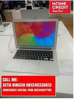 Macbook Air 13 inci Kredit Tanpa Jaminan Gratis 1 Cicilan Langsung Cair
