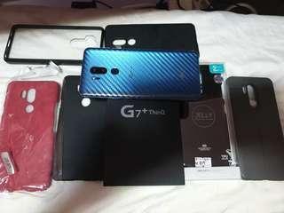 LG G7+ Thinq Plus lots of freebies