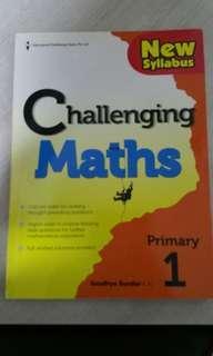 Eph challenging math Primary 1