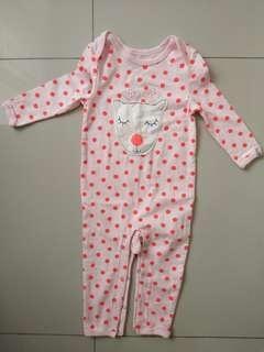 NEW Baby Girl Night Wear REINDEER 12-18mths🐐