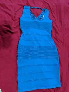 Cut label miu miu bodycon dress uk8 uk10