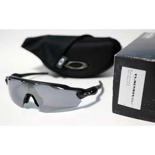 Xmas SALE! Oakley Radar EV Path Polished White w/ +Red Iridium Lens