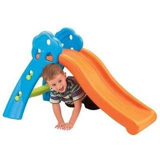 九成新兒童室內滑梯