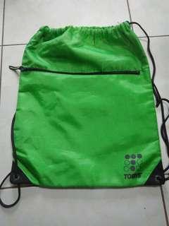 Tobys Nylon Oxford Drawstring Bag