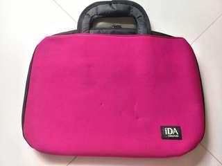 ⚡SALE🔛[BN] Neon Pink Laptop Bag/Sleeve