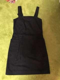 🚚 Club Monaco black dress