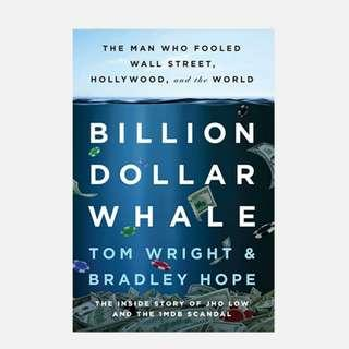 Brand New - Billion Dollar Whale: The Man Who Fooled Wall Street, Hollywood, and the World by Tom Wright - Paperback