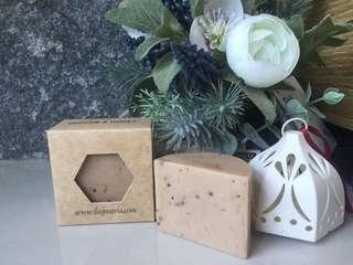 Natural handmade Coffee Soap
