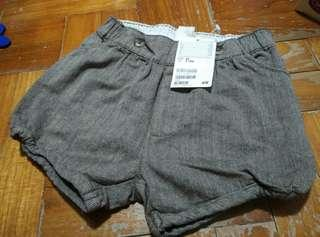🚚 H&M Baby Shorts 9 - 12 Months