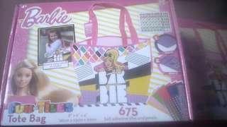 Barbie Tote Bag New