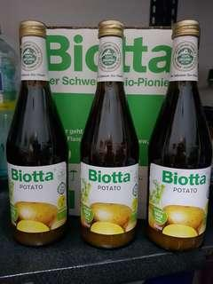 Biotta Potato Juice
