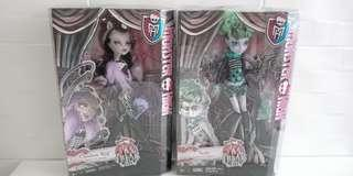 Monster high Freak Du Chic Clawdeen (AVAILABLE) , Tywla (SOLD) - collectors item