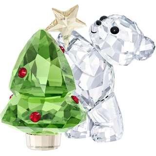 換購預訂:施華洛世奇水晶 KRIS小熊 – 2018聖誕限量版,最新版,原價$1060,有證明書及原裝盒