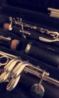 單簧管招學生 Clarinet