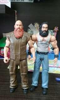 WWE wrestling figure