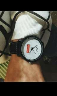 Clot X Supreme watch