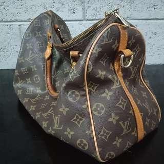 Lv speedy original leather authentic