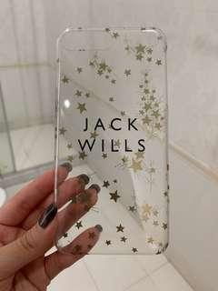 Jackwills iphone 8+ hardcase