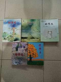 (WORTH BUY❗) Chinese ESSAY Reference Books