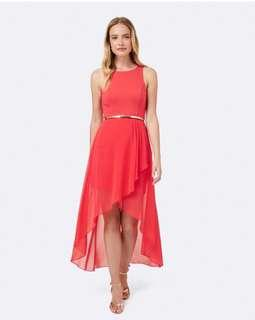 Forever New Danielle High Low Dress