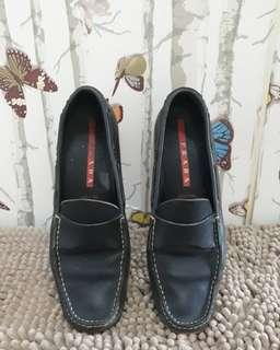 Authentic Prada loafer not coach michael kors
