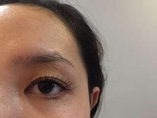 Eyelash extension cat eye classic