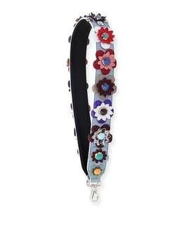 [used] Fendi Flower Strap