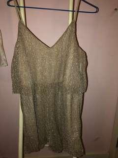 Size 14 - Ally Fashion Playsuit