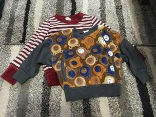 Sweater for little one.