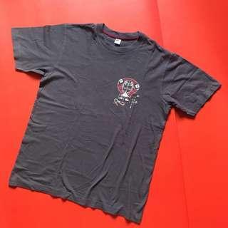 Uniqlo UT Shirt w/ Japanese Print