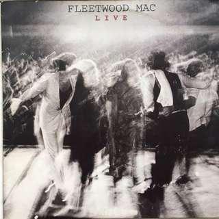 vinyl double LP Fleetwood Mac - Live Warner Bros. Records – 2WB 3500 1980 USA press