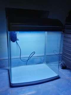 Desktop aquarium set