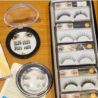 Magnetic Eyelash&falsies