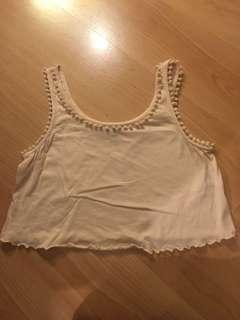 Top shop cutie tank top