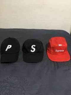 40dd02ffa7b65 Supreme and Palace Caps
