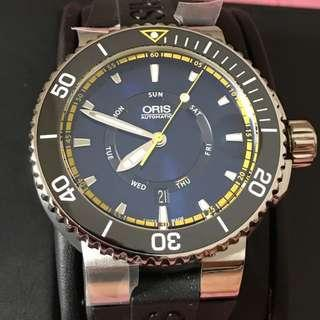 Limited Edition Oris Aquis Great Barrier Reef 2