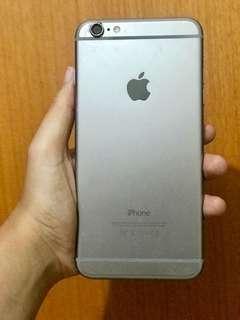Iphone Ori 6+ Gray