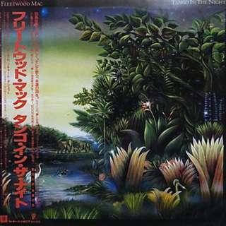vinyl LP Fleetwood Mac – Tango In The Night Warner Bros. Records – P-13490 1987 japan press