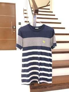 A&F Muscle tee t-shirt