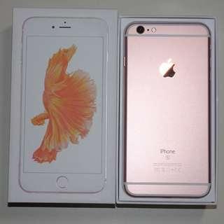 iPhone 6S Plus 128GB Rose Gold / iPhone6S Plus 128G 玫瑰金 (Ref:6SPRG-128)