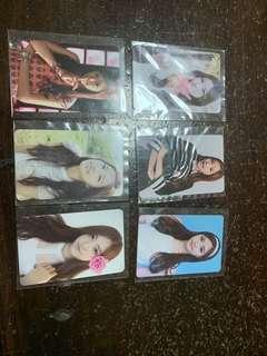 [WTS] Apink Naeun Photocards