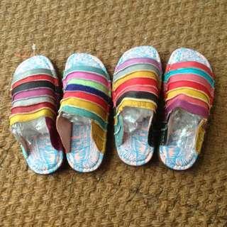 Macanna麥坎納彩虹鞋(單雙價)