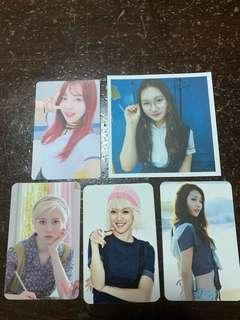 [WTS] Assorted Photocards